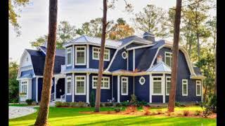 Unique Exterior House Siding Design Ideas, Wall Cladding Designs Ideas 4 Beautiful Home #2