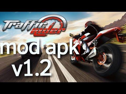 Traffic Rider dinheiro infinito v1.2
