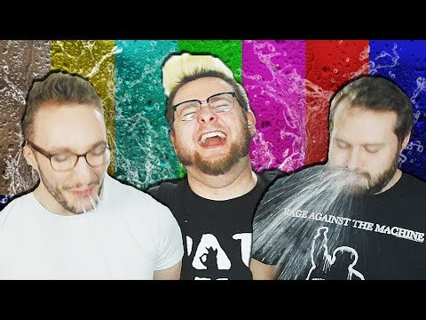 Wet White Boys Try Not To Laugh #CONTENT