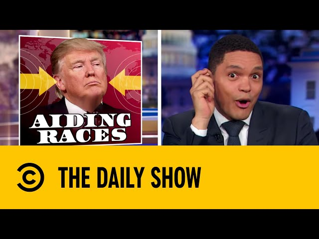Will Donald Trump Accept Foreign Dirt To Win? | The Daily Show with Trevor Noah