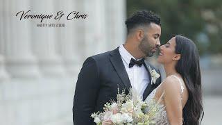 Veronique  & Chris | Hotel Du Pont Wedding