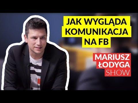 Zmiany w algorytmie Facebooka! - Adrian Martinez #MariuszLodygaShow