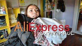 Super HAUL ¡AliExpress!   Clara Mateos