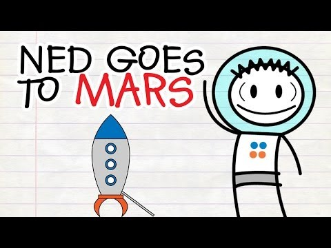 The Misfortune Of Being Ned - Ned Goes To Mars