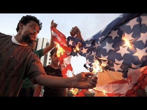 Anti-US Protests Grow