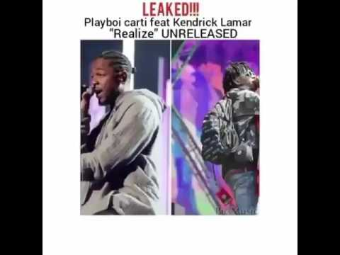 Playboicarti and Kendrick Lamar song relize LEAKED