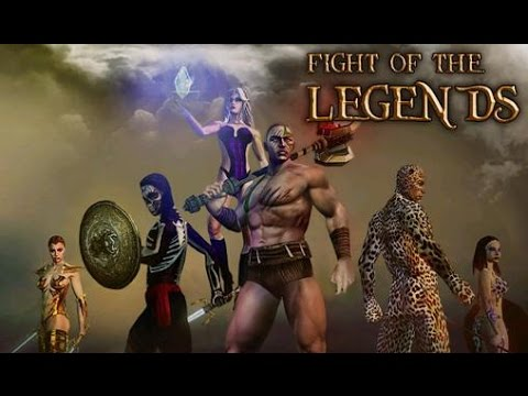 Fight of The Legends  - Android Game-play HD