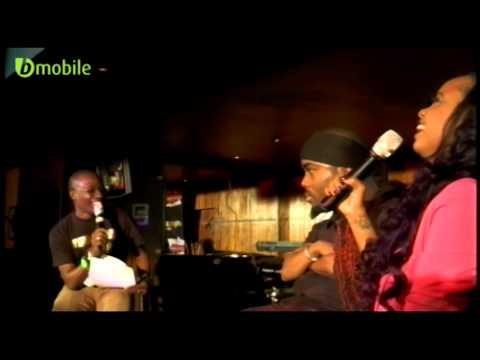 bmobile Eye Slam Concert Series 2014 - Featuring Lil Bits : Interview