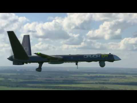 Orion-E Russian MALE-class UAV