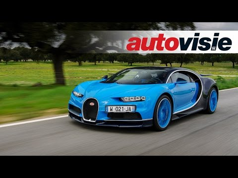 Review: Bugatti Chiron (2017) - by Autovisie
