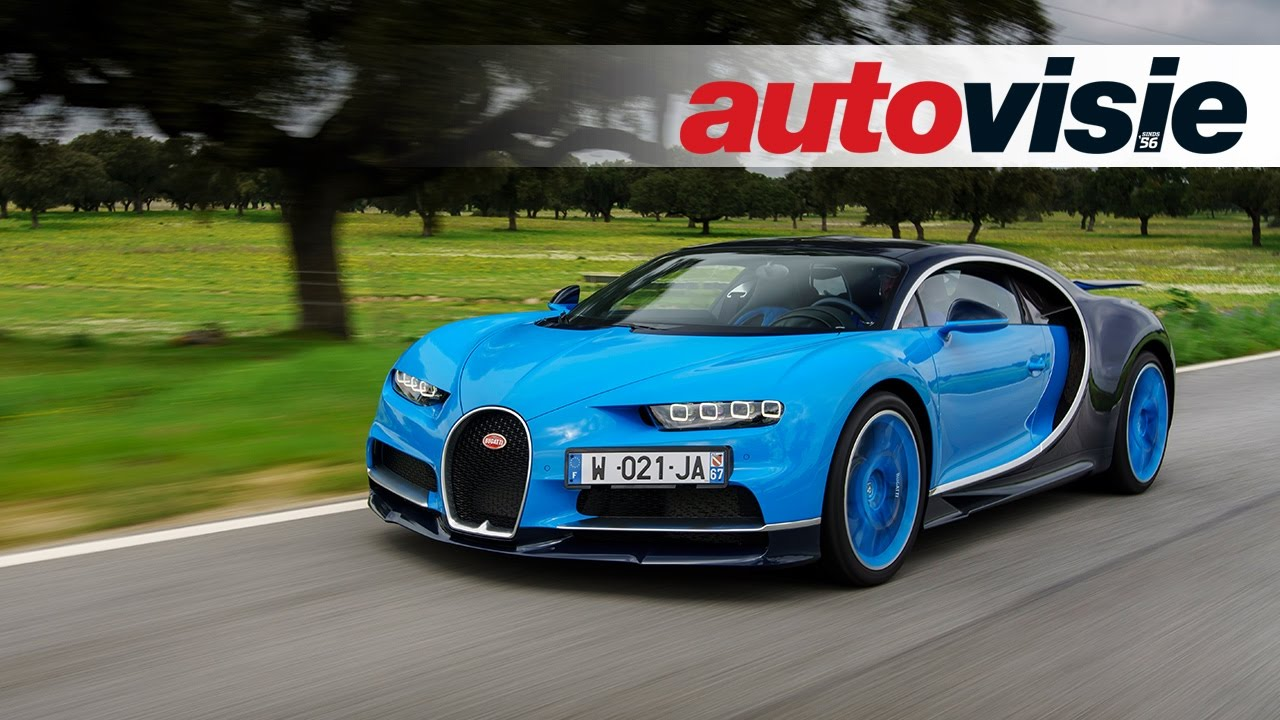 review bugatti chiron 2017 by autovisie youtube. Black Bedroom Furniture Sets. Home Design Ideas