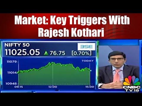 the-portfolio-call-|-market:-key-triggers-rajesh-kothari-on-cnbc-tv18