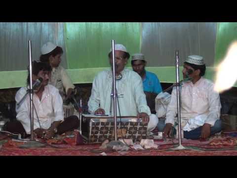 Rukhe Jalwaye Ghule Nazneein (BY Moin Nizami) Mahfil-E-Chishtiya 2017 Haibatpur, Fatehpur UP !!