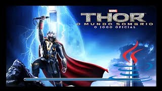 Thor: O Mundo Sombrio - Mobile Java Gameplay
