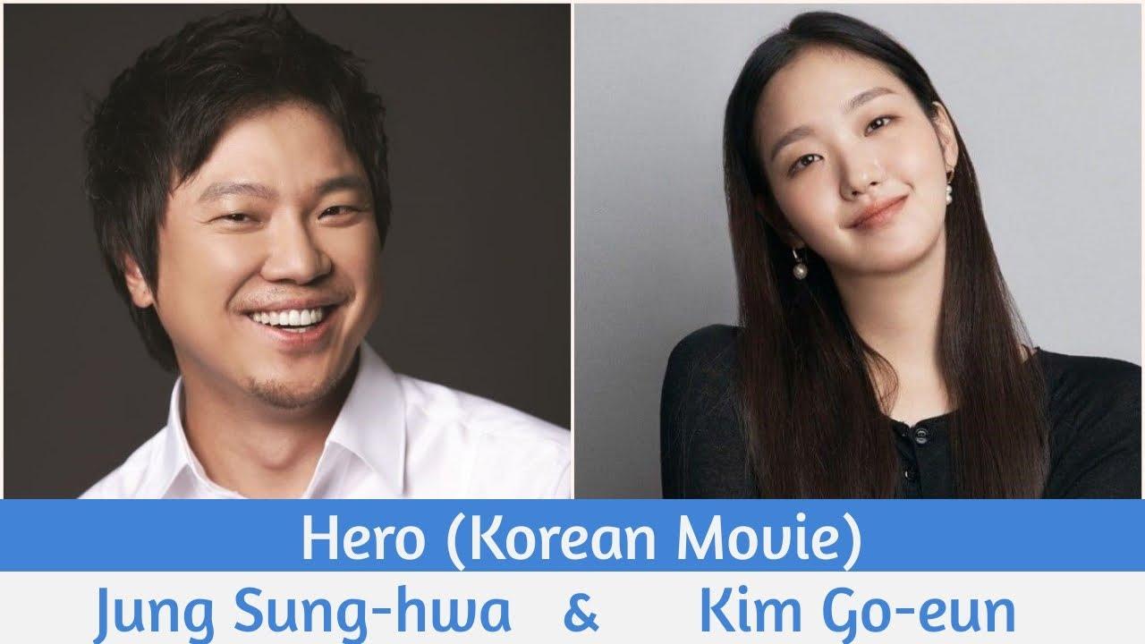 """Hero"" Upcoming korean Movie 2020   Jung Sung-hwa, Kim Go-eun"