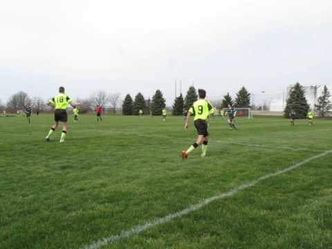 Club Ohio Game #1 vs. Ft. Wayne United- 1st half