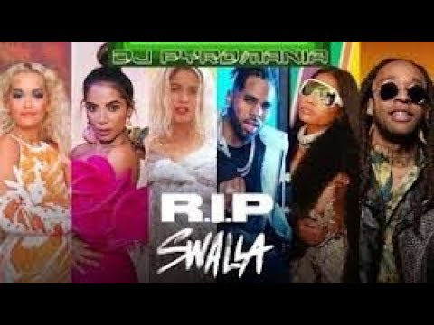RIP X SWALLA - Mashup - Sofia Reyes, Jason Derulo, Anitta, Nicki Minaj ,Rita Ora & Ty Dolla $ign