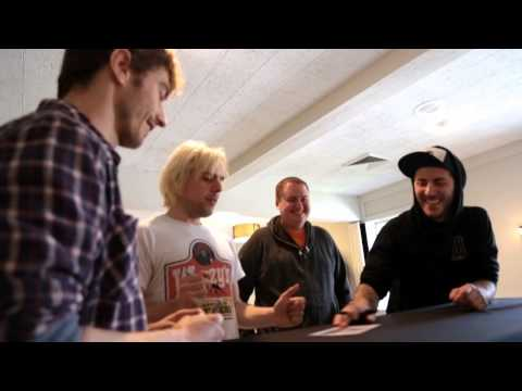 New Politics  Music & Interview in the CD1025 Big Room