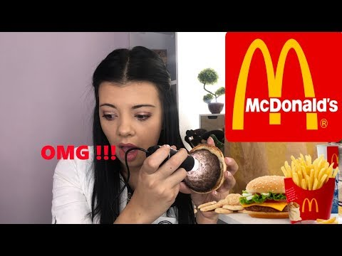 McDonald's ПОД МИКРОСКОП