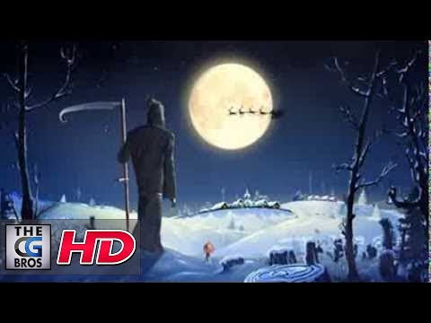 "CGI 3D Animated Short  ""Santa and Death""  by - Simpals"