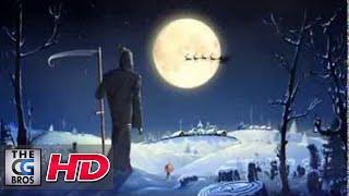 "CGI 3D Animated Short HD:  ""Santa and Death""  by - Simpals"