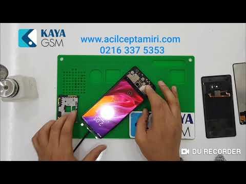 Xiaomi Mi Mix2 Ekran Degisimi#mimix2 -Xiaomi Teknik Servis Kadikoy