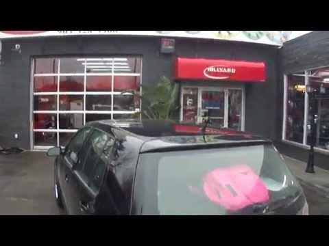 HILLYARD CUSTOM RIMS &TIRE 2010 VOLKSWAGEN JETTA GOLF CITY RIDING ON17 INCH RIMS&TIRE