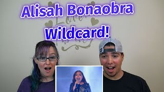 MOM & SON REACTION! ALISAH BONAOBRA WILDCARD X FACTOR UK