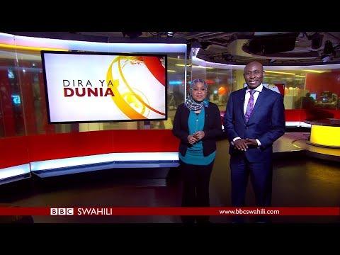 BBC DIRA YA DUNIA JUMATATU 11.12.2017