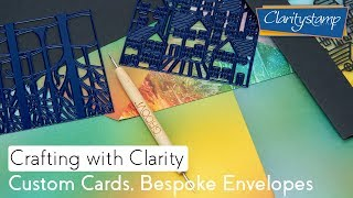 Crafting with Clarity - Custom Cards, Bespoke Envelopes