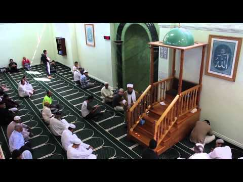 The Gold Coast Mosque - The Friday Service