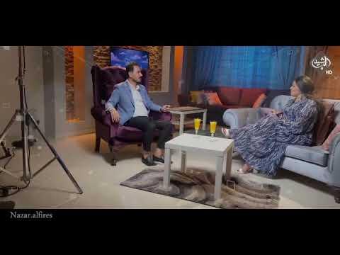 كواليس تصوير حلقة فيفي عبدو ونزار الفارس 🔥