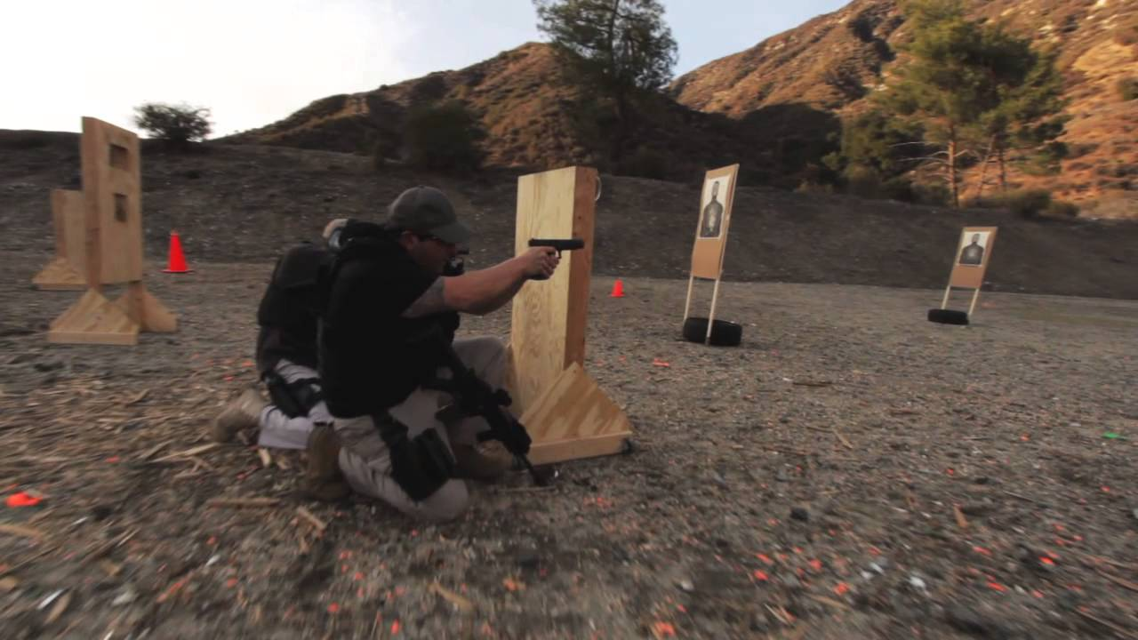 Tactical Shooting for Beginners Training