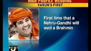Varun Gandhi set to wed Bengali designer Yamini Roy