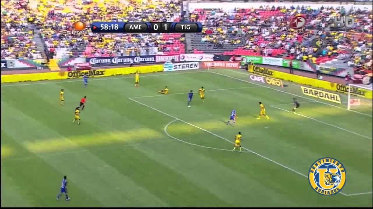 Download América vs Tigres 0-2 Jornada 17 Clausura 2013 Liga MX HD [04-05-13]