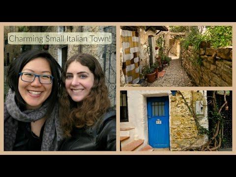 Bussana Vecchia - Charming Small Italian Town!