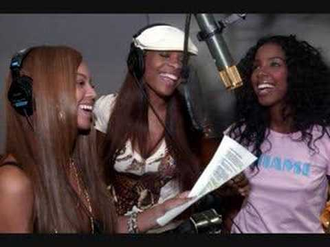 """Destiny's Child vs Stevie Wonder - Bootystition"""