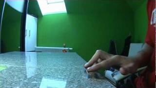 Fingerboard Trickipedia - Nollie Hardflip