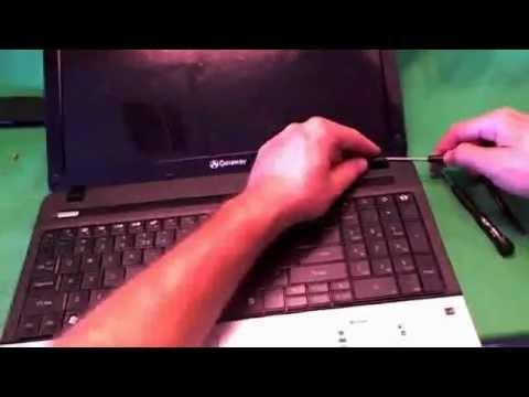 Gateway NE56 Laptop Screen Replacement Procedure