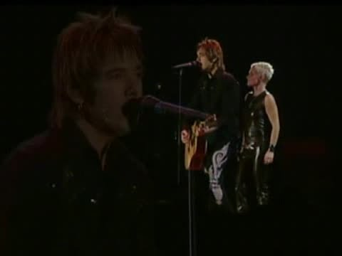Roxette live in Globe Arena-Stockholm 16-11-2001 ( Full Show )