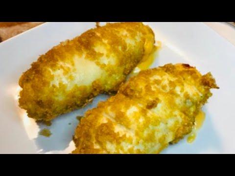 Low Carb BAKED CHICKEN CORDON BLEU Recipe