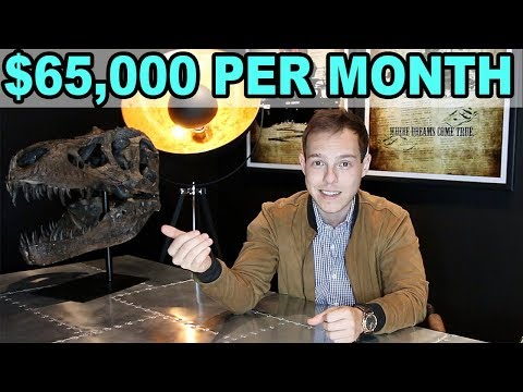 Here's how I made $65,000 PER MONTH in Real Estate in 2017 (Income Breakdown + Strategies)