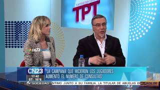 TEMPRANO PARA TARDE - ENTREVISTA CARLOS PISONI