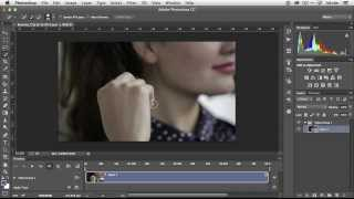 How To Edit Video In Photoshop CC(In this episode of Adobe Creative Cloud TV Terry White shows just how easy it is to edit video in Photoshop CC even if you've never edited video before., 2013-11-04T19:39:22.000Z)