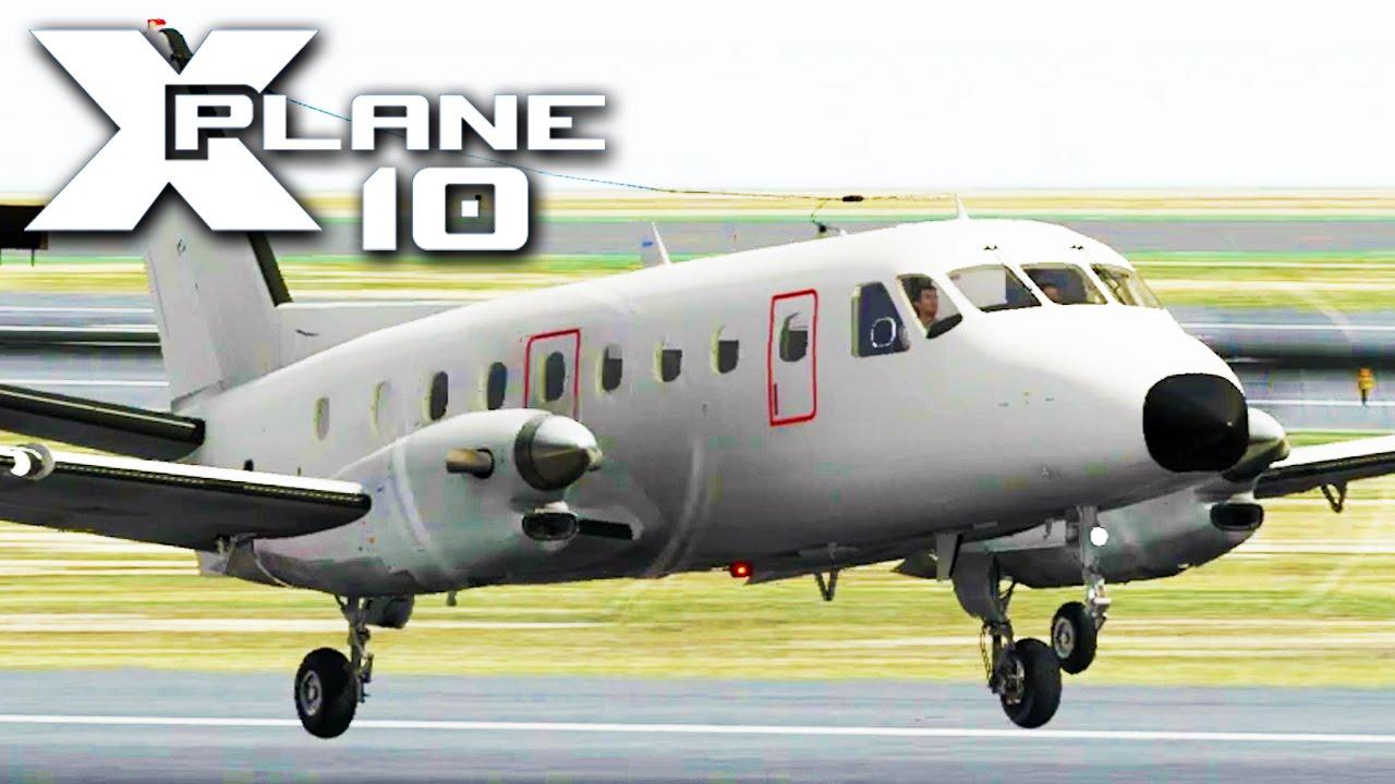 X-Plane 10 - (First Look) Drea...