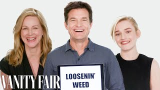 Jason Bateman Teaches You Ozark Slang With the Cast of Ozark | Vanity Fair