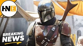 FIRST LOOK at Star Wars The Mandalorian & Directors Revealed