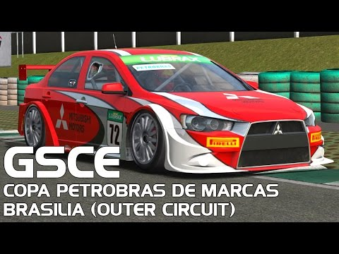 Touring Cars @ Brasilia Race 1