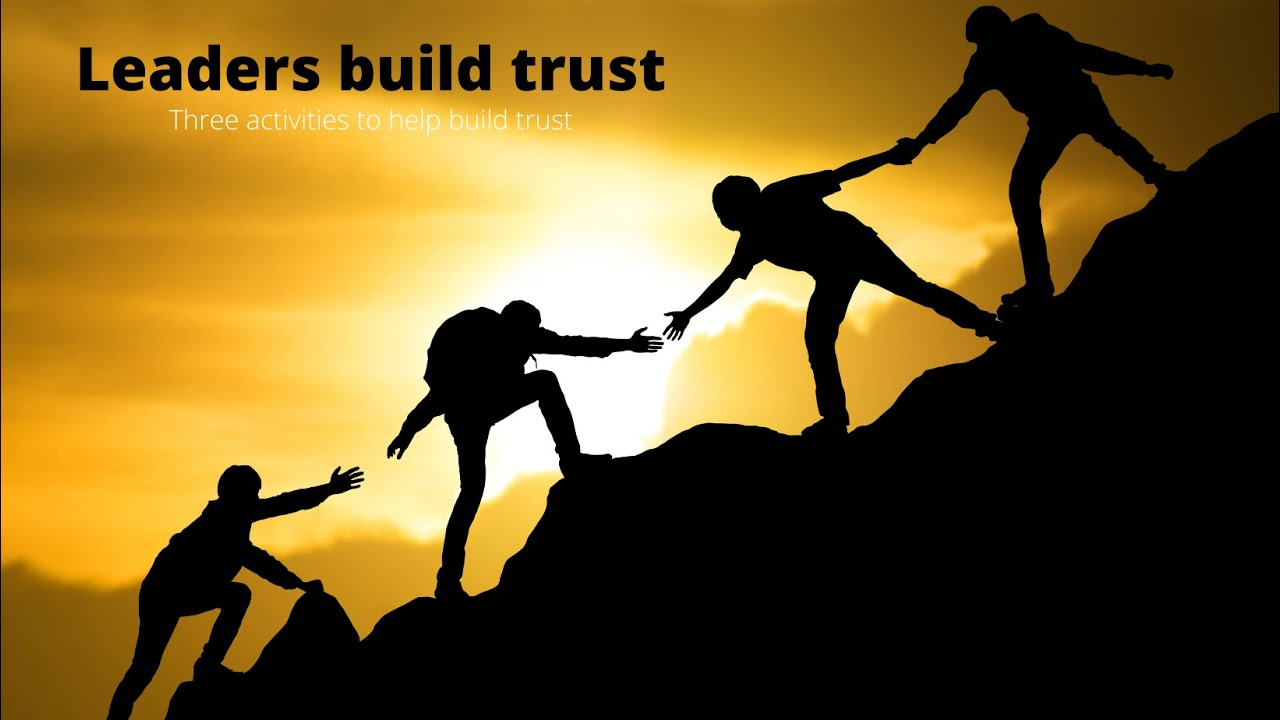 Trust = Consistency / Time