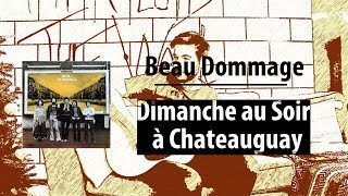 Beau Dommage - Harmonie du Soir à Châteauguay  (Tutoriel Guitare Acoustique)+Tabs